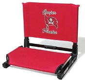 STADIUM CHAIR WITH EMBROIDERY
