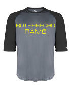 RUTHERFORD 3/4 SLEEVE DRIFIT