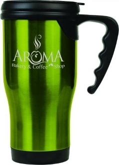 LTM061 TRAVEL MUG WITH HANDLE