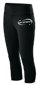 Step Eat Repeat Ladies Capri