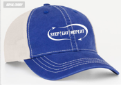 Step Eat Repeat Hat
