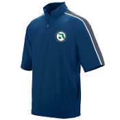 Northwest Florida Academy Youth Quantum Short Sleeve Pullover