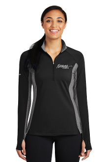 Northstar Winter Ladies 1/4 Zip Pullover LST854