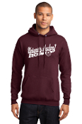 University Academy Volleyball Pullover Hoodie