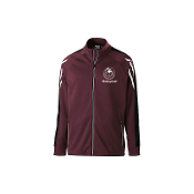 University Academy Volleyball Embroidered Youth Jacket 229668
